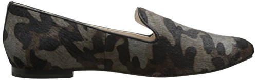 Camo Haan Flat Loafer Ballet Women's Grey Deacon Cole Haircalf A6wHOqn4O