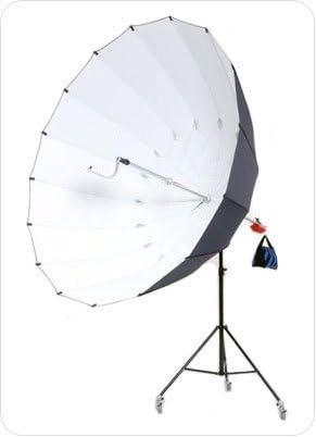Paraguas Ultralyt Reflector Parabolico Gigante 180 cm: Amazon ...