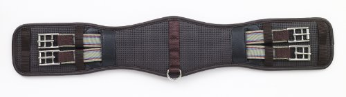 Ovation Airform Monoflap Girth - Size:28 Color:Brown by Ovation