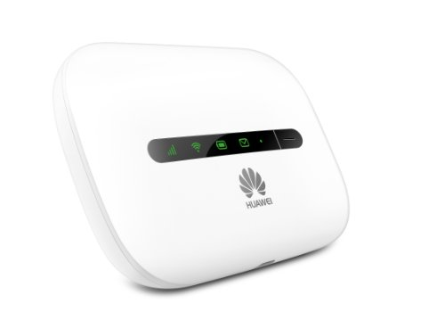Huawei E5330Bs-2 21 Mbps 3G Mobile WiFi Hotspot (3G in Europe, Asia, Middle East & Africa) (white) by Huawei (Image #5)