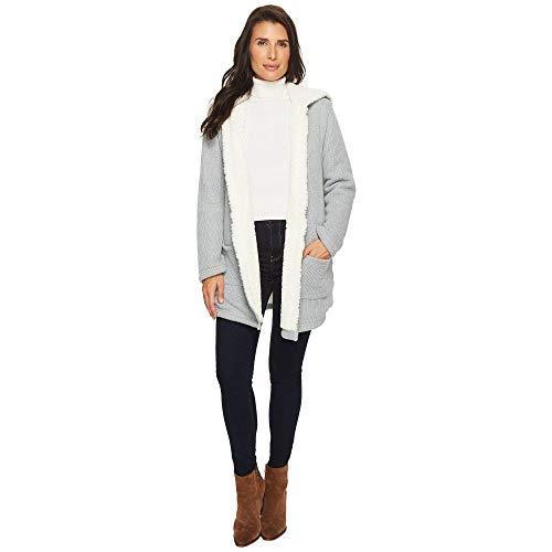 (モドオードック) Mod-o-doc レディース トップス カーディガン Sweater and Faux Fur Reversible Cardigan Jacket [並行輸入品]