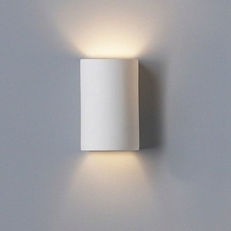 5 inch contemporary cylinder sconce indoor lighting fixture wall