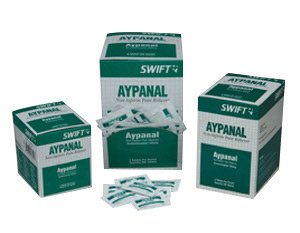 North By Honeywell® Swift First Aid Aypanal Non-Aspirin Pain Reliever Tablet (2 Per Pack, 250 Packs Per Box) by Honeywell
