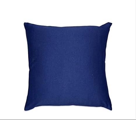 Bordeaux Russo Tessuti Coppia Federe Decorativi Tinta Unita DIVANI Pillow Case 40 x 40 cm Bielastico
