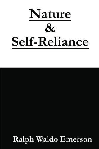 Self Reliance Pdf