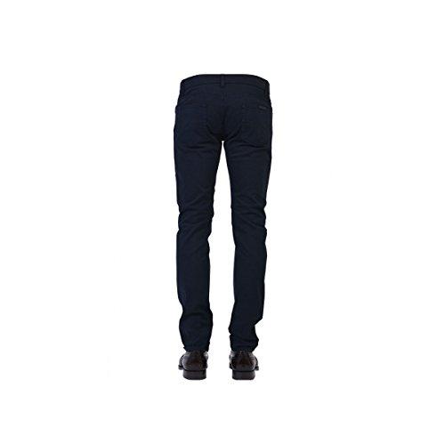 Dolce E Gabbana Herren G6XOLDG8U66B3681 Blau Baumwolle Jeans