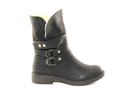Damenstiefel #051 Black