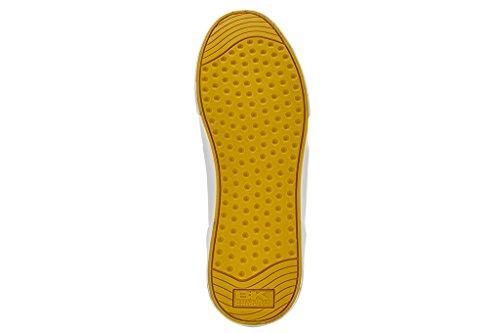 British Knights Road - Zapatillas Hombre Gris oscuro / amarillo