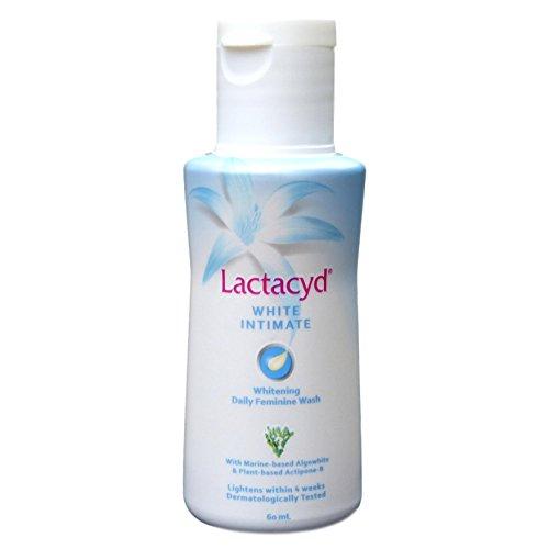 Lactacyd White Intimate Whitening Daily Feminine Wash 60ml