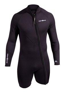 5mm Men's NeoSport Wetsuit Jacket Combo Wetsuit Two Piece Wetsuit - Premium Neoprene - S by NeoSport