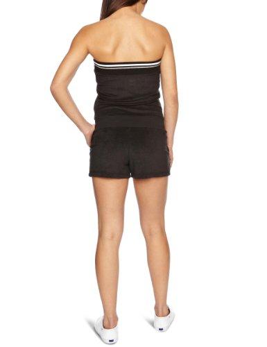 Nike Womens Wmns Toki Slip Print, Floral-svart / Seil-rosa Folie, 8 Oss
