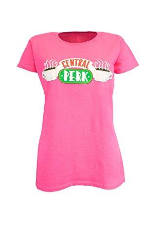 Friends Womens' Friends T-shirt Central Perk Size X-Large (Friends Central Perk Tshirt compare prices)
