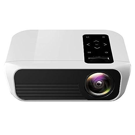 Shumo Proyector T8 HDMI Proyector LED Full HD Proyector de ...