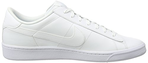 cheap sale from china for sale free shipping NIKE Men's Tennis Classic Leather Fashion Sneaker White/White really cheap online sale authentic official for sale iBI2dAOKV