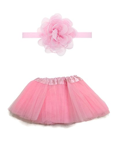 Rush Dance Boutique Costume Princess Ballerina Tutu & Top & Headband Gift Set (Infant (0-2 Years), (Infant Halloween Costumes Ireland)