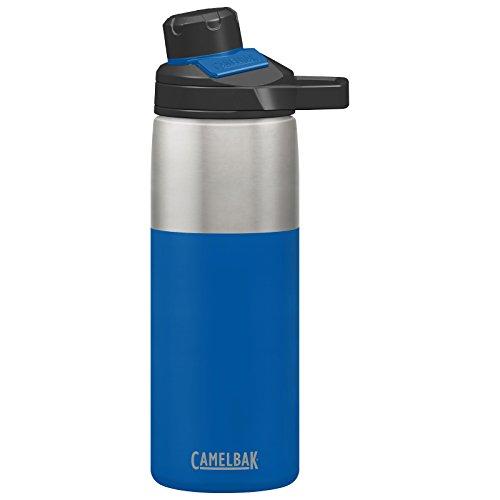 CamelBak Chute Mag Stainless Water Bottle, 20oz, Cobalt