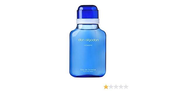 Don Algodon, Agua de colonia para hombres - 100 ml: Amazon.es: Belleza