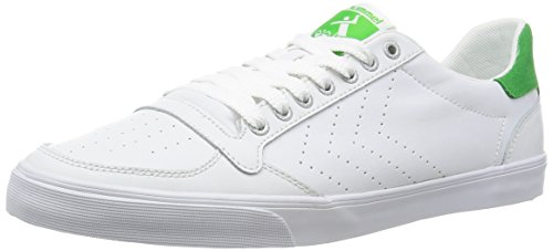 Basses Mixte 9208 Slimmer Hummel Adulte Stadil Ace Green Wei Baskets White 7qpxAIw