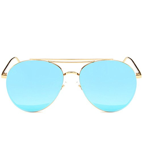 My.Monkey Summer Equipment Classic Cool Fashion Transparent Sunglasses for Women and - How Shape My Find Face Can I