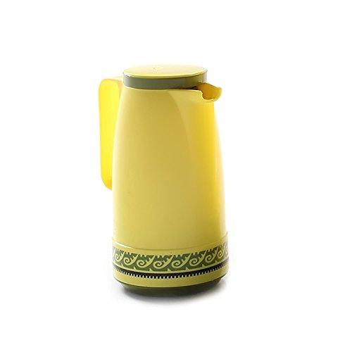 Cello Nexus Vacuum Flask, 600ml, Yellow