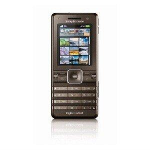 Sony Ericsson K770i Cybershot GSM Tri-Band Phone (Unlocked) Brown