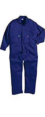 Saf-Tech Flame Resistant (FR) Work Style Coveralls - 9oz.INDURA ULTRA SOFT Fabric - HRC 2 - ATPV=12.4 cal/m2 - MADE IN THE U.S.A.
