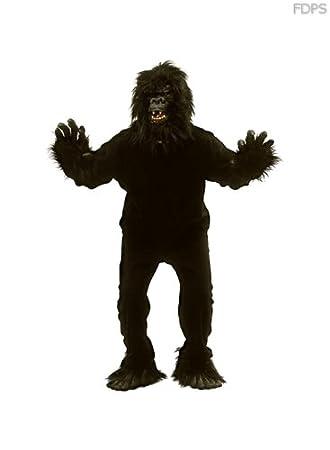 Desconocido Disfraz Traje Vestimenta de Gorila 111cm Pecho: Amazon ...