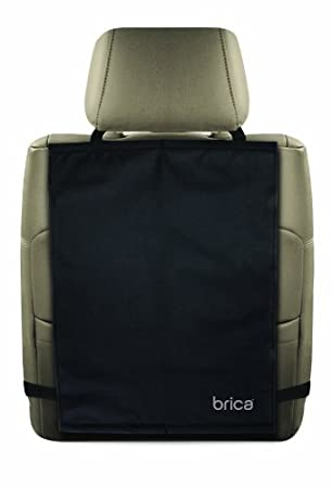 BRICA Kick Mats Discontinued by Manufacturer 2 pack Black