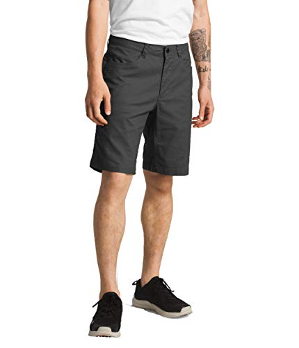 Asphalt Grey Shorts - The North Face Men's Motion 10