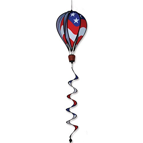 - Hot Air Balloon 16 In. - Patriotic
