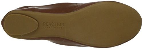 Flat Ballet Kenneth Cognac Cole by On Women's Reaction Slip 0wx08qarY