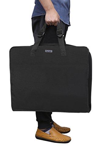 Magictodoor Travel Garment Bag 40'' for Suit/Dress w/Adjustable Handle by Magictodoor (Image #4)