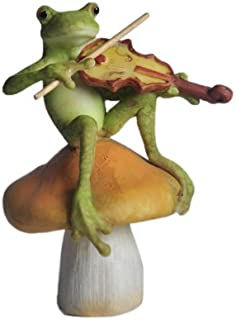 Amazoncom Top Collection Enchanted Story Fairy Garden Frog