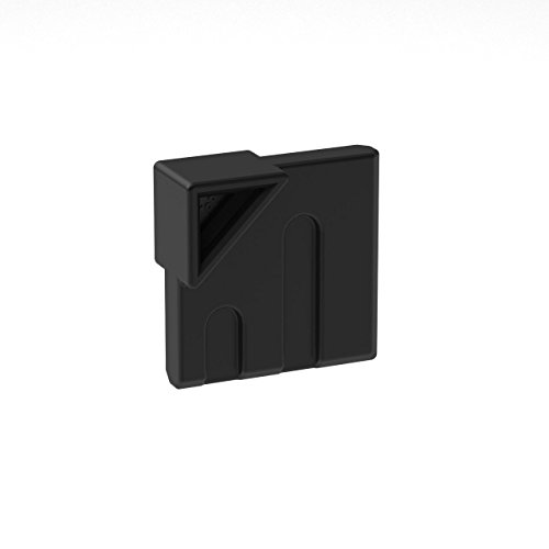 GOGO Panels - CC1B - Black Top End Connector