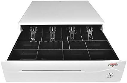 C420C - Cajón para caja registradora (con cable, 9-24 V), color ...