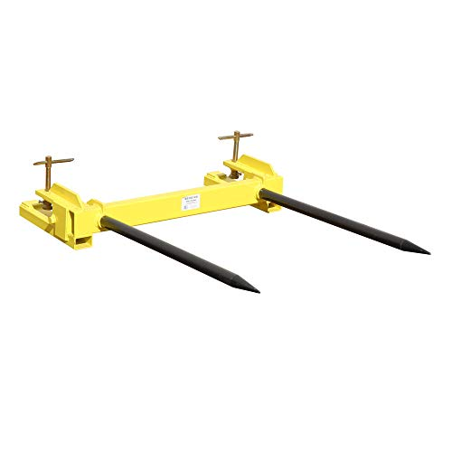 - Titan Clamp on Hay Spear Attachment | Dual Spear