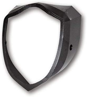 SHIN YO Lampenmaske Carbon-Look für GSF 1250 Modelle ab 2010 GSF 1250 ABS Bandit