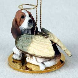 - Conversation Concepts Basset Hound Dog Angel Figurine
