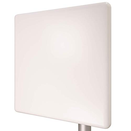 5.8 Panel Ghz Antenna - Tupavco TP544 Panel 5Ghz WiFi Antenna - 22dBi - 5Ghz-5.8GHz Wide Range (4900MHz-5850MHz) - Outdoor - Directional Wireless Antenna