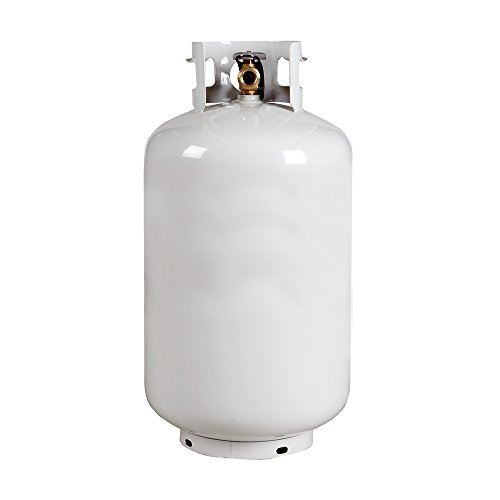 New 30 lb Steel Propane / LP Cylinder with OPD Valve by Varies