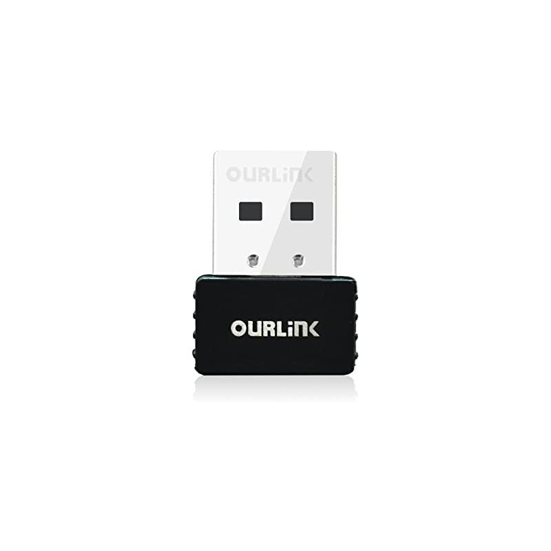 OURLiNK 600Mbps AC600 Dual Band USB WiFi