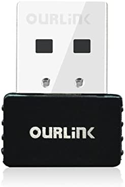 Glam Hobby OURLINK 600Mbps AC600 Dual Band USB WiFi Dongle /& Wireless Network