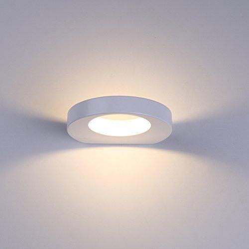 59 opinioni per Lanfu 10 W elegante lampada da parete bianco caldo di disegno moderno lampada a