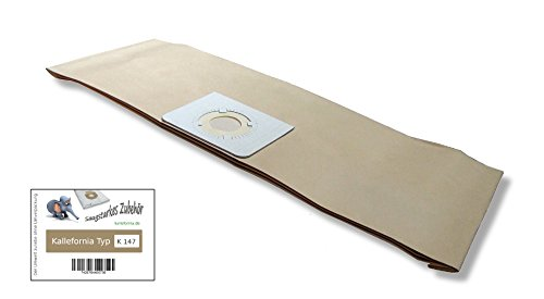 kallefornia® 3Sacchetti per aspirapolvere kallefornia K147adatto per Lavor Venti P 8. 228. 0001