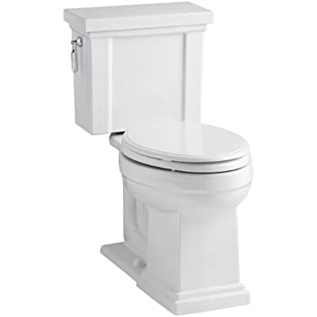 Kohler K 3950 0 Tresham Comfort Height Two Piece Elongated