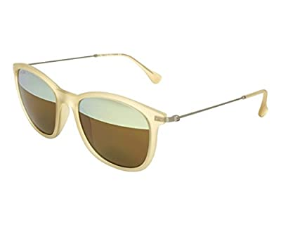 Sunglasses CK 3173 S 754 MATT YELLOW