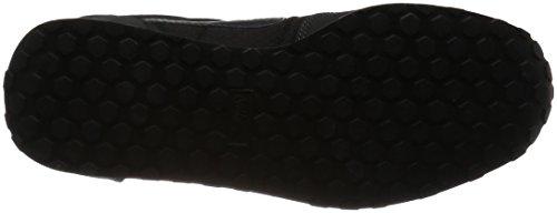 Nike Wmns Genicco, Zapatillas de Deporte Para Mujer Negro (Black / Anthracite-Wlf Gry-White)