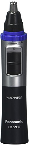Panasonic Er Gn30 K MenS Nose Trimmer