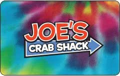 Joe's Crab Shack $25 Gift Card