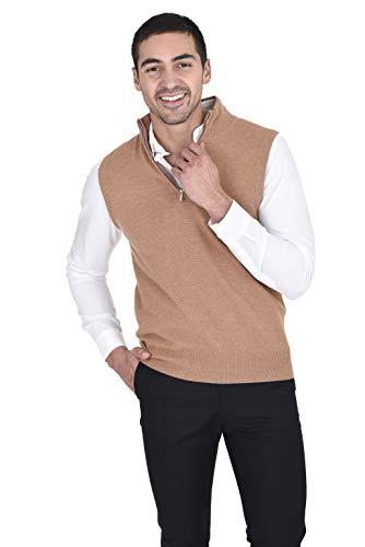 State Fusio Men's 1/4 Zip Vest ()